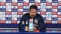 "Atl. Madrid - Simeone : ""Torres est en pleine forme"""