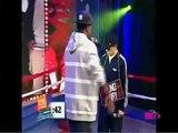 "Blind Freestyle Rapper ""Blind Fury"" vs Artisan Round 2"