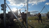 La Hongrie construit un nouveau mur à sa frontière croate