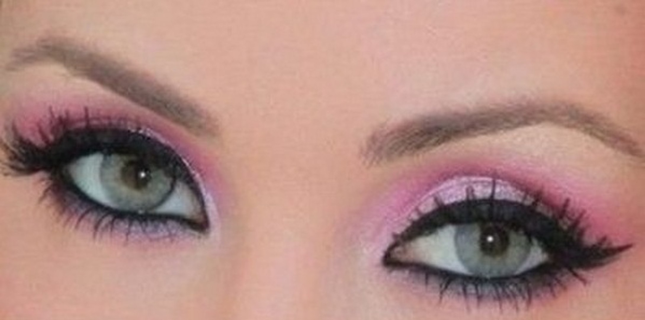Soft Pink and Purple Makeup Tutorial