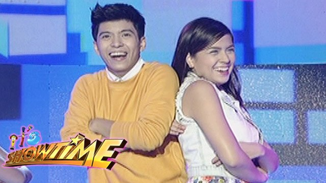 "It's Showtime: Nash, Alexa perform ""Black Magic"""