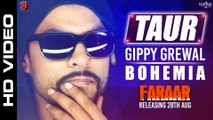 Taur - Bohemia, Gippy Grewal, Ikka - Faraar - Latest Punjabi Songs 2015 - Bohemia Rap Full - HD