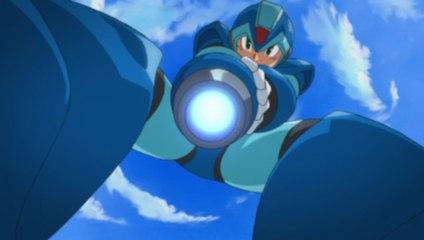 Présentation Megaman Maverick Hunter X (PSP)