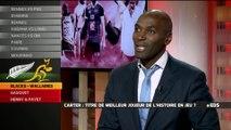 E21 - L'Équipe du soir - Extrait : Dan Carter, meilleur joueur de l'Histoire ?