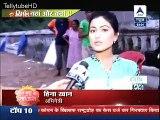 Naksh Aur Tara Chup Kar Shaadi Karne Ke Liye Pahuche Church Mein - 31 October 2015 - Yeh Rishta Kya Kehlata Hai