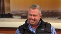 The Dish: Chef Ford Fry chef and owner of acclaimed restaurants