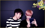 [SUB ESP] 151011 GOT2DAY  07   Mark   Junior.