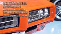 1969 Pontiac GTO Judge vs. 2006 Custom Pontiac GTO Generation Gap: GTOs