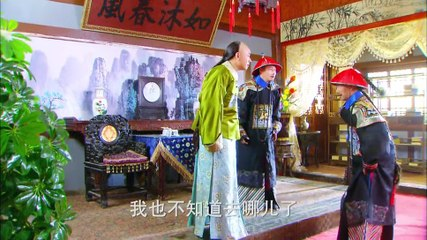 錢塘傳奇 第18集 The Mystery of Emperor Qian Long Ep18