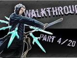 Walkthrough - Devil May Cry 4 Special Edition - Vergil [4/20] : Le L�gendaire Chevalier Sombre !