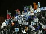 Fanatics Marseille 1988, bache du haut