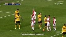 1-0 Viktor Fischer Goal HD - Ajax Amsterdam v. Roda JC 31.10.2015 HD