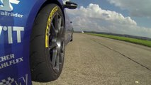 VW Scirocco R Mathilda GT-Rcs tuned on track - Fast Lap - Teaser