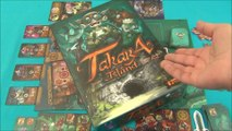 Vidéorègle #424: Takara Island, le jeu de société d'exploration