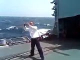 Pakistan Navy Ship BABUR VS Indian Navy ship