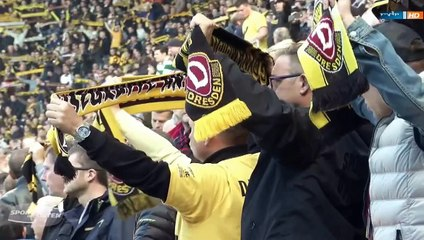 Dynamo Dresden koreografija
