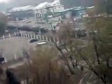 Ukraine War A Large Russian Army Convoy Reaching Donetsk City