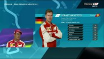 F1 2015 Mexico GP Drivers Press conference After Qualifying 31-10-2015