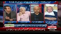 Arif Hameed Bhatti blasted Siddique Baloch And PMLN