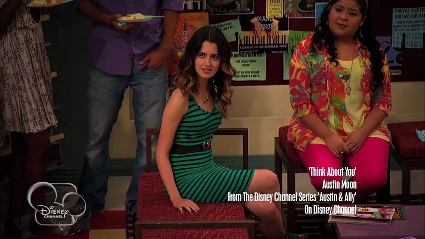 Austin Ally Think About You Song Hd Dailymotion Video