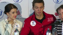 2015 Skate Canada International: Bobrova/Soloviev (Bronze-Ice Dance)
