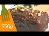 Recette de Cake au chocolat et aux fruits secs - 750 Grammes