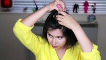 How To: 3 simple, Quick and Easy Hairstyles in Under 3 minutes | Cute Everyday Hairstyles