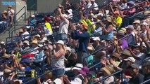 Amazing rally and wink - Grigor Dimitrov v Nick Kyrgios - 2015 ATP Indian Wells_2