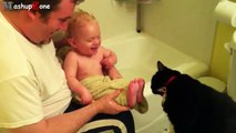 Funny Baby Videos Compilation 2015 NEW