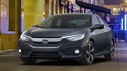 2016 Honda Civic | First Look | Upcoming Cars 2016