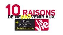 Jean-Pierre Denis vous donne 10 raisons de ne pas venir aux EGC 2015