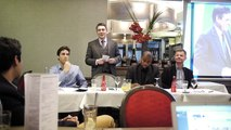 """Café-débat Jeunes de la Droite Populaire:""""De L'URSS à la Russie:La Guerre froide se poursuit elle?"""" - XAVIER MOREAU"""