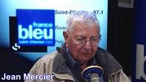 L'invité de France Bleu Saint-Étienne Loire Matin - Jean Mercier