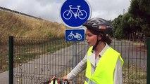 On a testé pour vous la traversée du pont de Saint-Nazaire à vélo