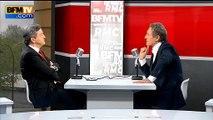 Clash entre Jean-Luc Mélenchon et Jean-Jacques Bourdin au sujet du Front National