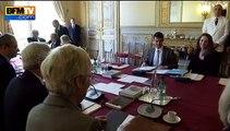 Cote de popularité: grand écart inédit entre François Hollande et Manuel Valls - 14/04
