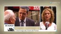 Musée juif: visite de recueillement des Imams de France