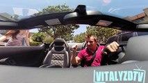 Caméra cachée : il séduit de jolies femmes sans parler avec sa Lamborghini
