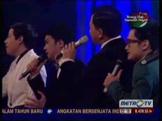 HEDI YUNUS feat 5ROMEO - SEBATAS MIMPI [HARMONI CINTA YOVIE & HIS FRIENDS)