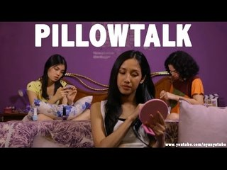Pillow Talk : Ngomongin Nyokapnya Temen