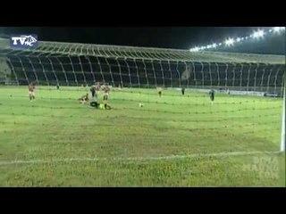 Highlight Laga Ujicoba Persib vs Felda United