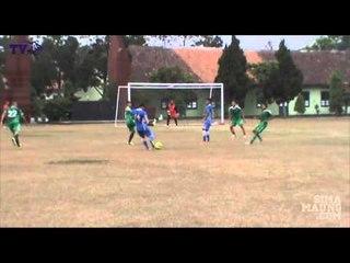 (VIDEO) Highlight Ujicoba Persib U-21 vs PSAD