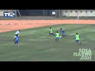 Game Intern Persib 8-3