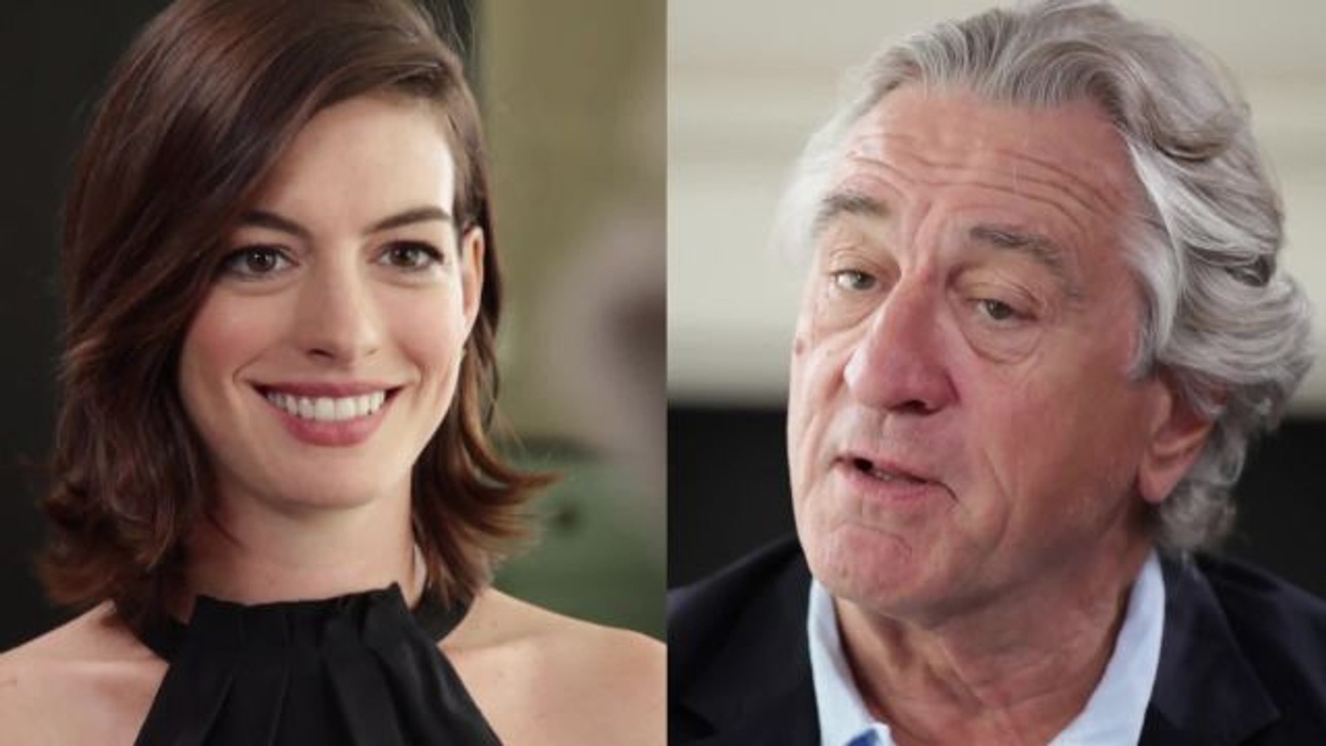 The And created by The Skin Deep - Anne Hathaway and Robert De Niro: What I Learned From Working wit