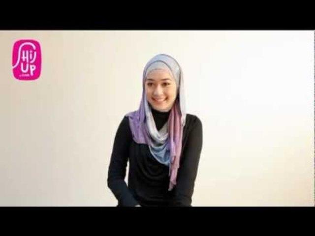 Hijab Tutorial Style 19 by HijUp.com | Beautiful Woman