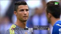 Cinco goles de Cristiano Ronaldo en un partido II