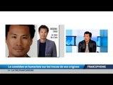 Le comédien et humoriste Frédéric Chau sur les traces de ses origines