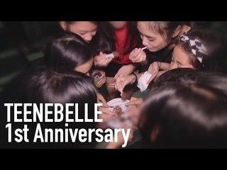 Teenebelle 1st Anniversary