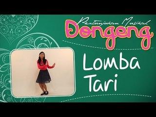Lomba Tari - Pertunjukan Musikal Dongeng