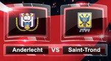 Match du jour: découvrez Anderlecht - Saint-Trond et les autres affiches du we